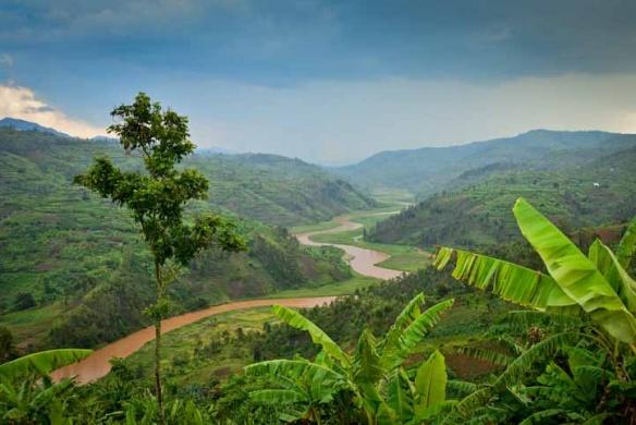 Walking Nile in Congo