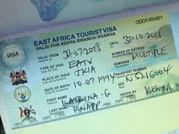 East African Tourists Visa