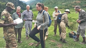 Gorilla Trekking expeditions in Africa
